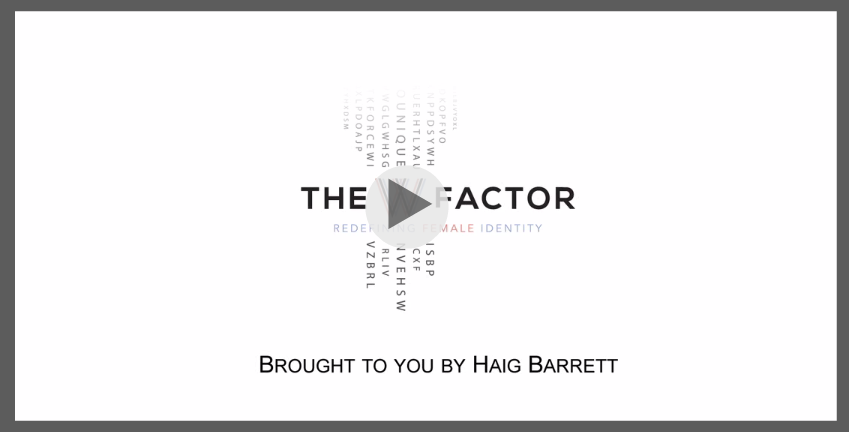 W Factor Speaker Series Video