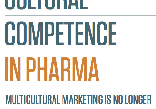 Cultural Competence In Pharma: Multicultural Marketing Is A Competitive Advantage