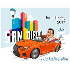 Join the Haig Barrett Team at BIO International in San Diego June 19-22